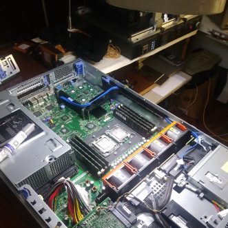 Reviviendo un servidor Dell