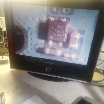 Fallo de sensor Hall en Galaxy A20e
